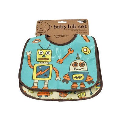 Ore Mini Bib Gift Retro Robot