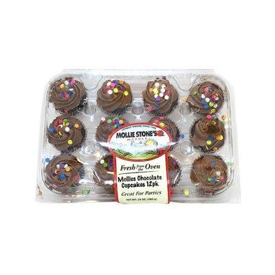 Mollie Stone's Chocolate Cupcakes