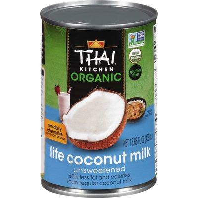 Thai Kitchen® Organic Gluten Free Lite Coconut Milk