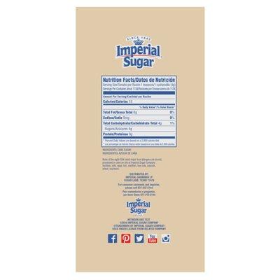 Imperial Sugar Pure Cane Sugar, Granulated