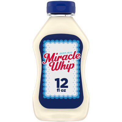 Miracle Whip Dressing