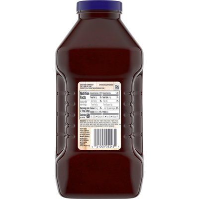 Kraft Original Slow-Simmered Barbecue Sauce