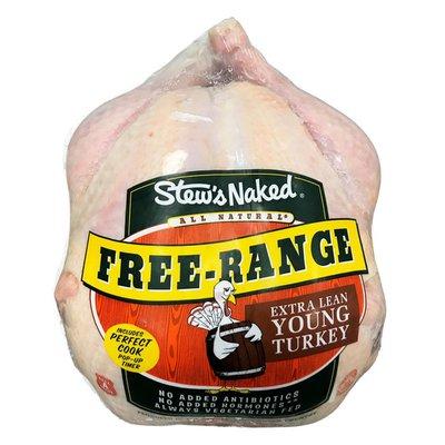 Stew Leonard's 20 24 Lb Fresh Free Range Turkey