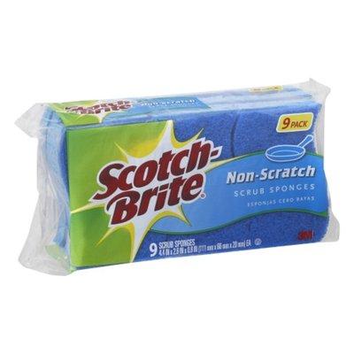 Scotch-Brite Scotch-Brite® Non-Scratch Scrub Sponges
