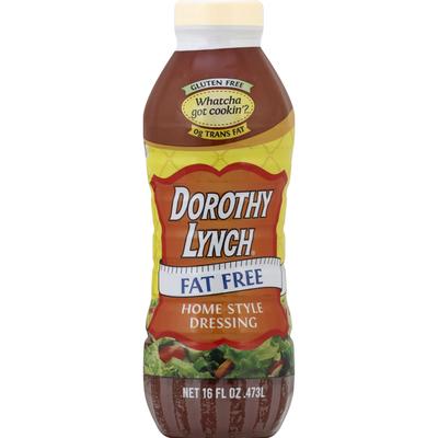 Dorothy Lynch Dressing, Fat Free, Homestyle