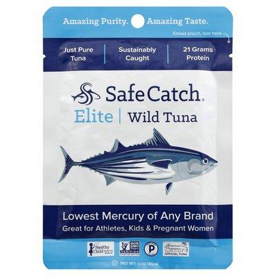 Safe Catch Tuna, Wild, Elite