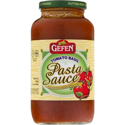 Gefen Tomato Basil Pasta Sauce