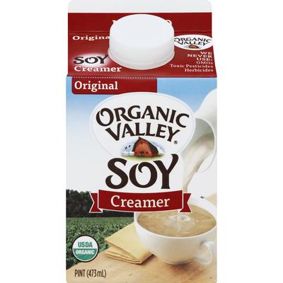 Organic Valley Creamer, Soy, Original