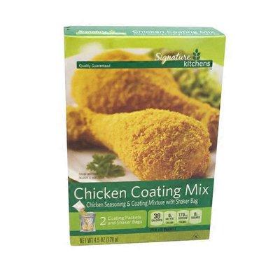 Signature Select Seasoning & Coating Mix, Chicken
