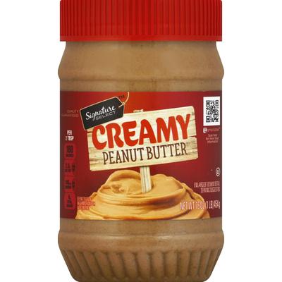 Signature Kitchens Peanut Butter, Creamy