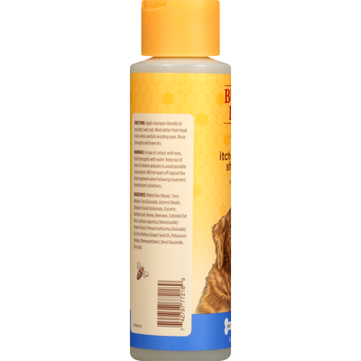 Burt's Bees Itch-Soothing Shampoo, Honeysuckle