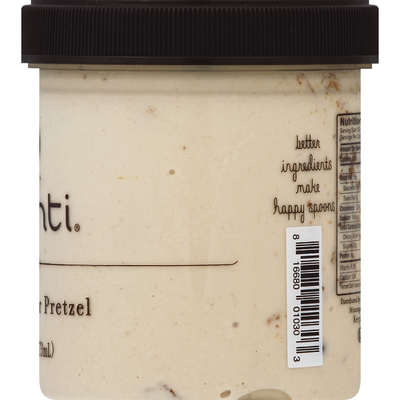 Talenti Ice Cream Peanut Butter Pretzel