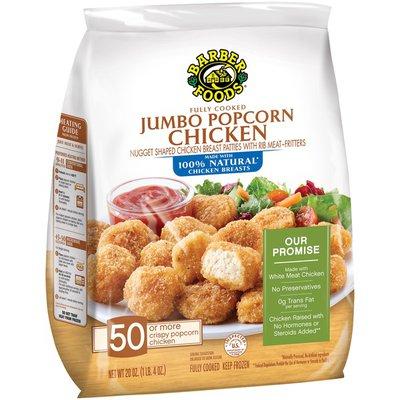 Barber Foods Jumbo Popcorn Chicken