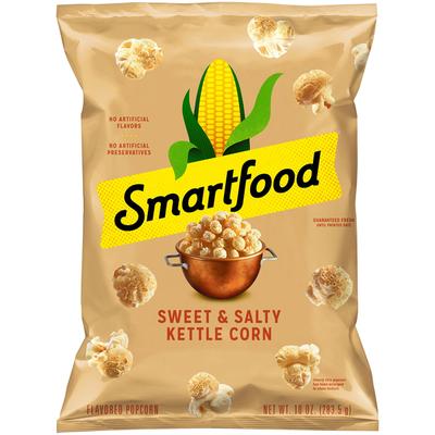 Smartfood Popcorn Kettle Corn Popcorn