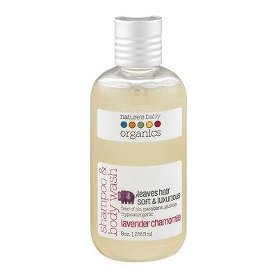 Nature's Baby Organics Shampoo & Body Wash Lavender Chamomile