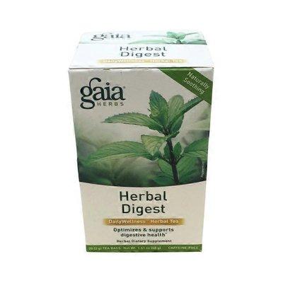 Gaia Herbs Herbal Digest Tea