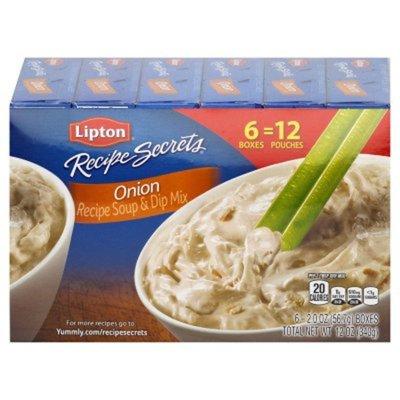 Lipton Onion Soup and Dip Mix