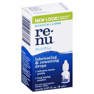 ReNu Lubricating & Rewetting Drops, MultiPlus