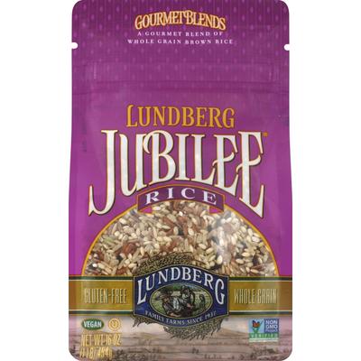 Lundberg Family Farms Rice, Jubilee