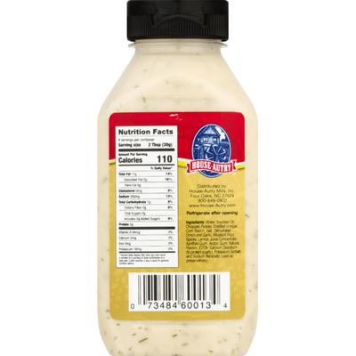 House Autry Tartar Sauce