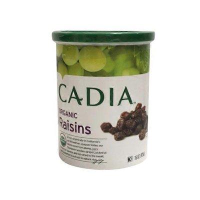 CADIA Organic Raisins