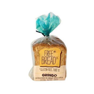 Free Bread Inc Gluten Free Gringo Bread