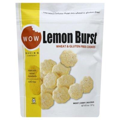 WOW Baking Company Wheat & Gluten Free Cookies Lemon Burst
