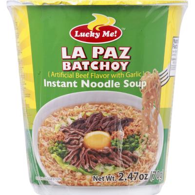 Lucky Me! Noodle Soup, Instant, La Paz Batchoy