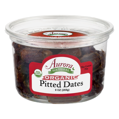 Aurora Organic Pitted Dates