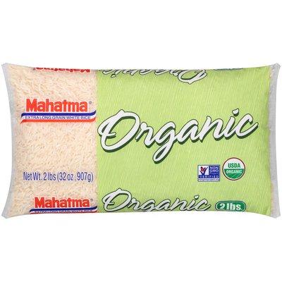 Mahatma Organic Extra Long Grain White Rice