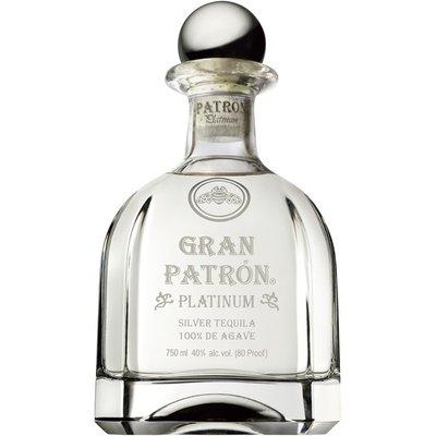 Gran Patrón Platinum Silver Tequila