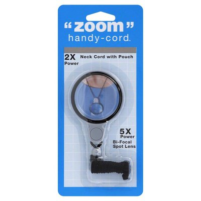 Zoom Magnifier, 2X