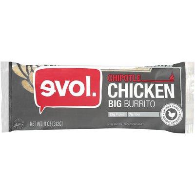 Evol Chipotle Chicken Big Evol Chipotle Chicken Big Burrito