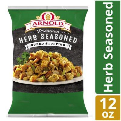 Brownberry/Arnold/Oroweat Herb Seasoned Cubed Stuffing