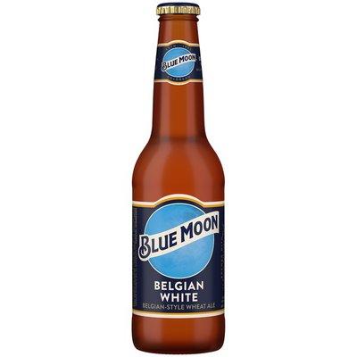 Blue Moon Belgian White Belgian Style Wheat Ale Beer