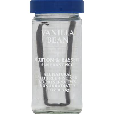 Morton & Bassett Spices Vanilla Bean