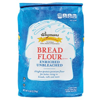 Wegmans Food You Feel Good About Enriched Unbleached Bread Flour