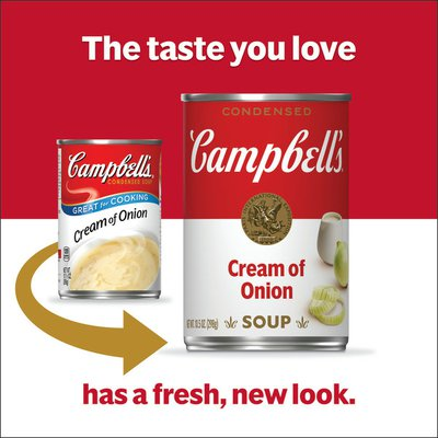 Campbell's® Cream of Onion Soup