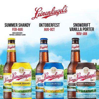 Leinenkugel's Beer