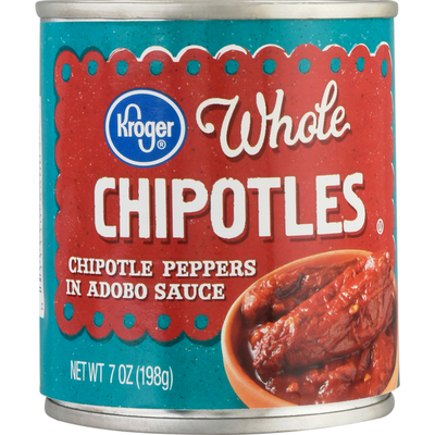 Kroger Chipotles, Whole