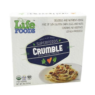 Life Foods Crumbles
