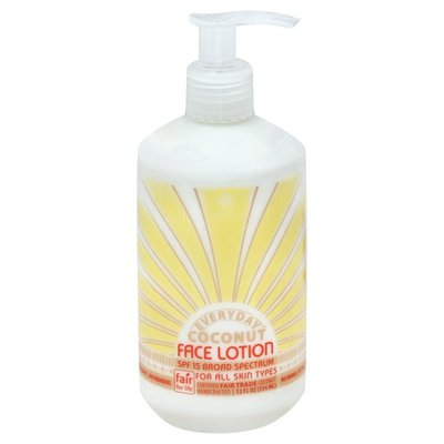 Everyday Face Lotion, Coconut