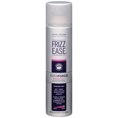 John Frieda Frizz Ease KeraForce Intense Hold Hairspray