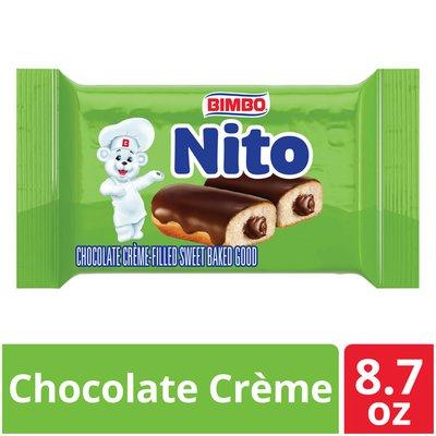 Bimbo Nito Creme-Filled Sweet Roll