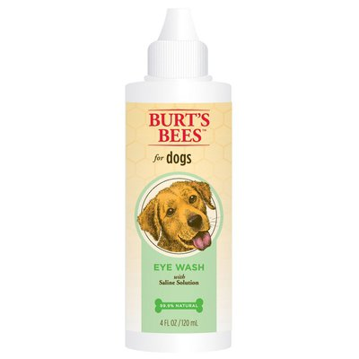 Burt's Bees Eye Wash with Saline Solution for Dogs