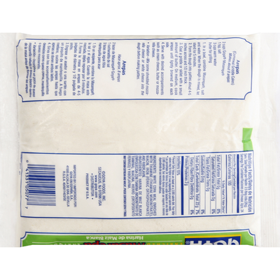 Goya Masarepa Pre-Cooked White Corn Meal