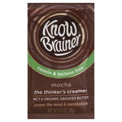 Know Brainer Creamer, Mocha