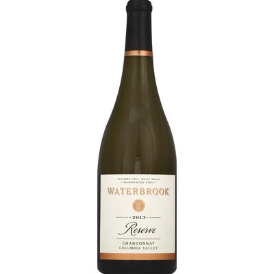 Waterbrook Chardonnay, Columbia Valley, 2013