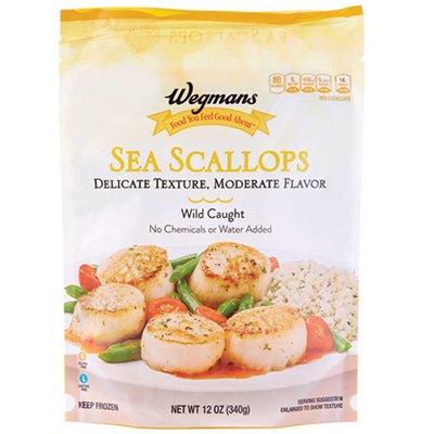 Wegmans Food You Feel Good About Wild Caught Sea Scallops