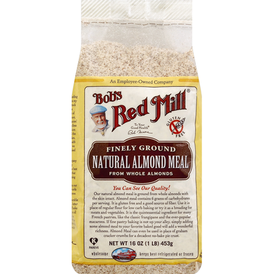Bob's Red Mill Almond Meal, Natural, Finely Ground